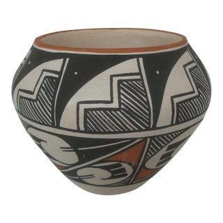 Pueblo Acoma Pottery Olla Jar Pot Native American For Sale