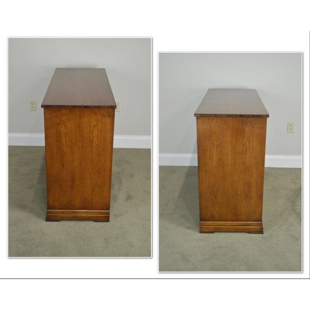 *STORE ITEM #: 19089 Regency Style Custom Quality Tambour Door Chest AGE / ORIGIN: 1960s / America DETAILS / DESCRIPTION:...