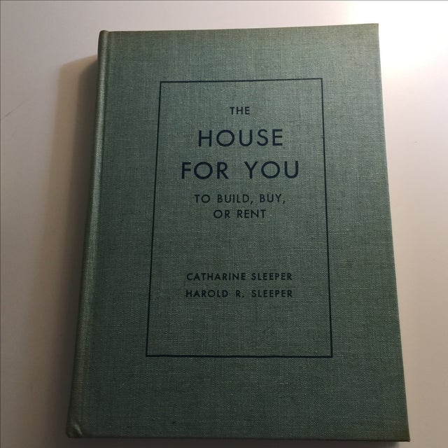 """""""The House for You to Build, Buy, or Rent"""", 1957 - Image 2 of 11"""