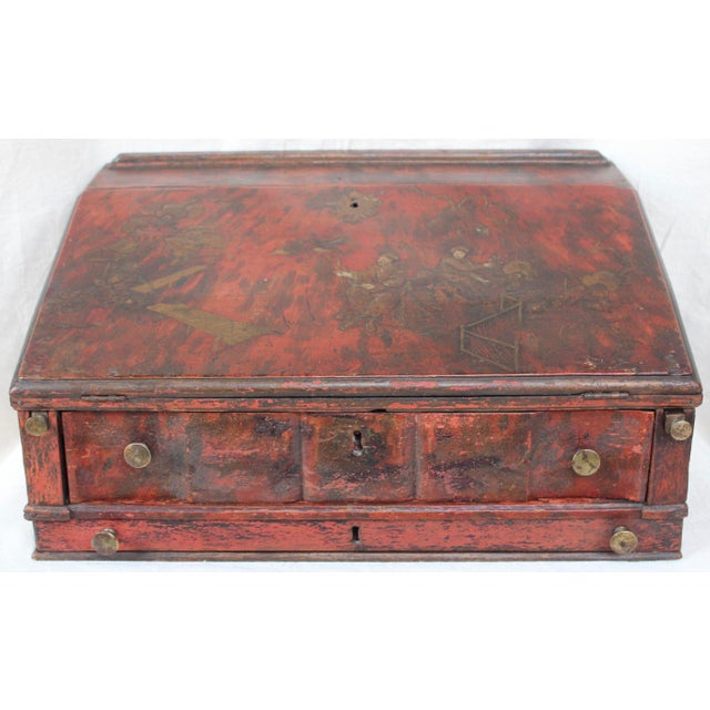 Antique Chinese Export Lap Desk - Image 2 of 11
