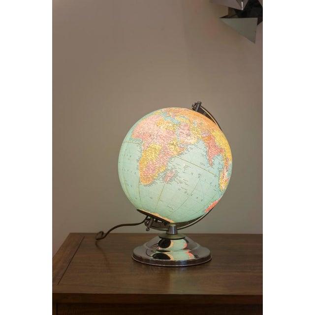 Illuminated Replogle Library Globe - Image 2 of 9