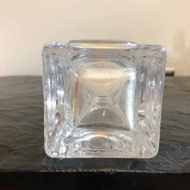 Crystal Vase by Bengt Edenfalk For Sale In Richmond - Image 6 of 10
