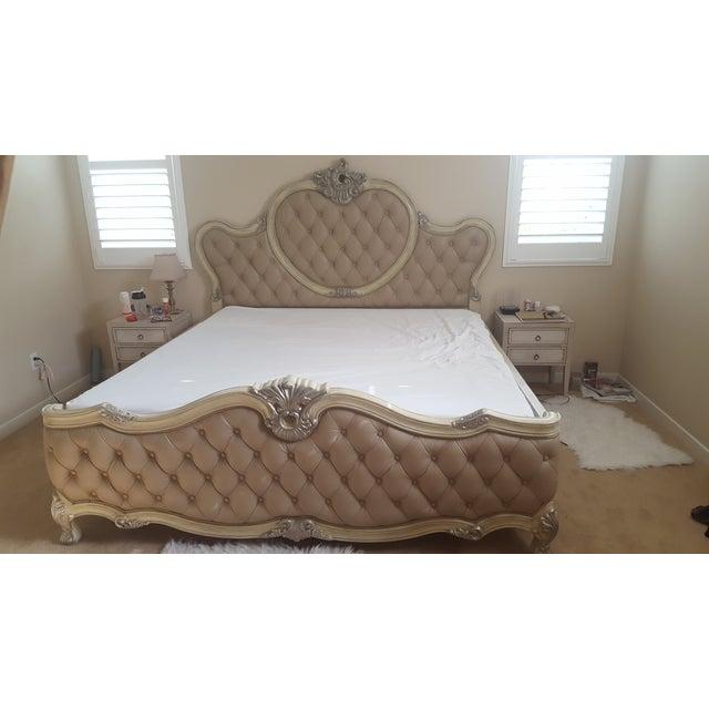 McFerran Paris Ornate King Bed - Image 2 of 6