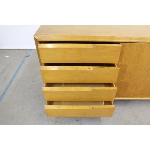 Tan Mid-Century Danish Modern Edmond Spence Credenza Dresser For Sale - Image 8 of 13