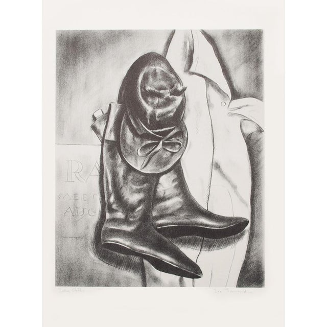 """1939 """"Jockey Clothes"""" by Lee Townsend, Original Period Lithograph For Sale"""