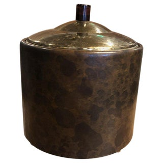 Mid-20th Century Maxwell Phillip Ice Bucket For Sale