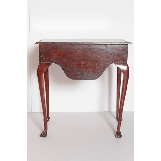 18th Century Dutch Lowboy For Sale - Image 9 of 13