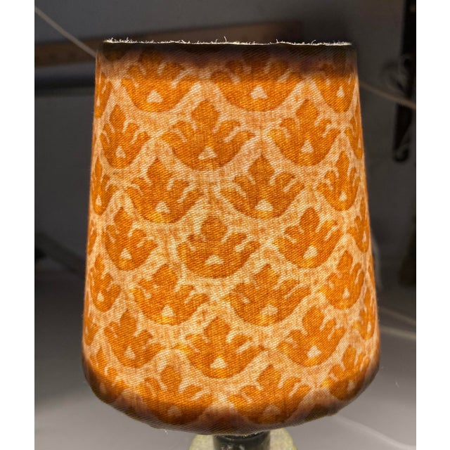 Not Yet Made - Made To Order Fortuny Canestrelli Chandelier Shade For Sale - Image 5 of 5