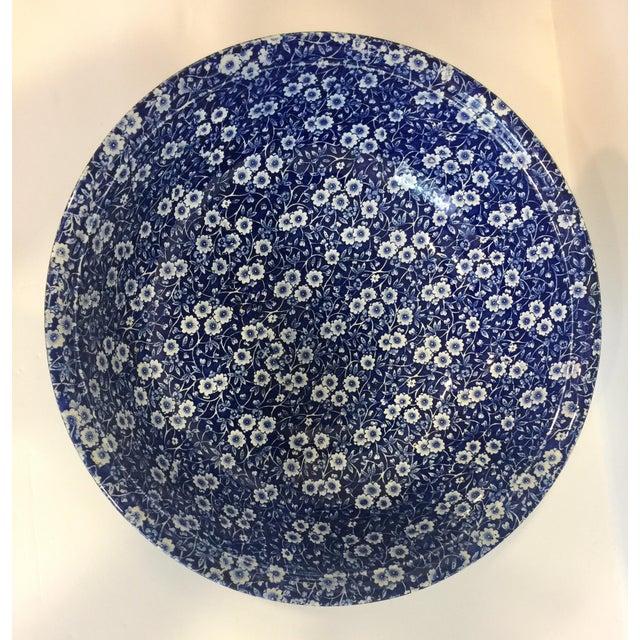 Staffordshire Calico Large Bowl - Image 2 of 5