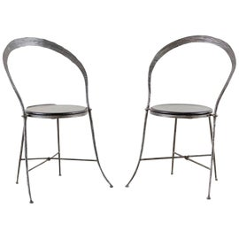 Image of Newly Made Minimalist Dining Chairs