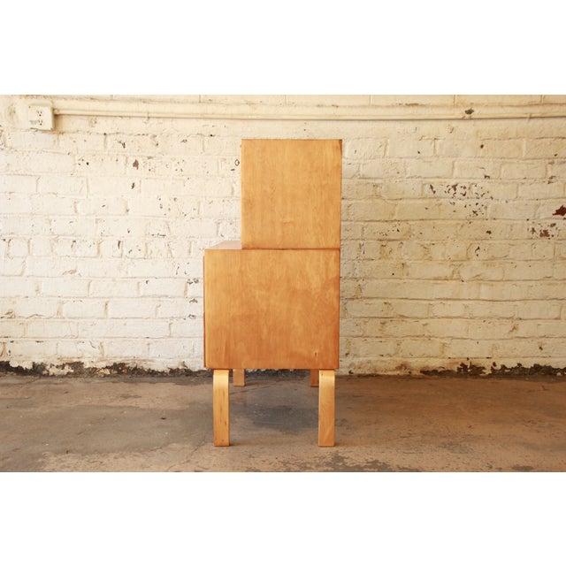 Alvar Aalto 802 Secretary Desk For Sale - Image 9 of 11