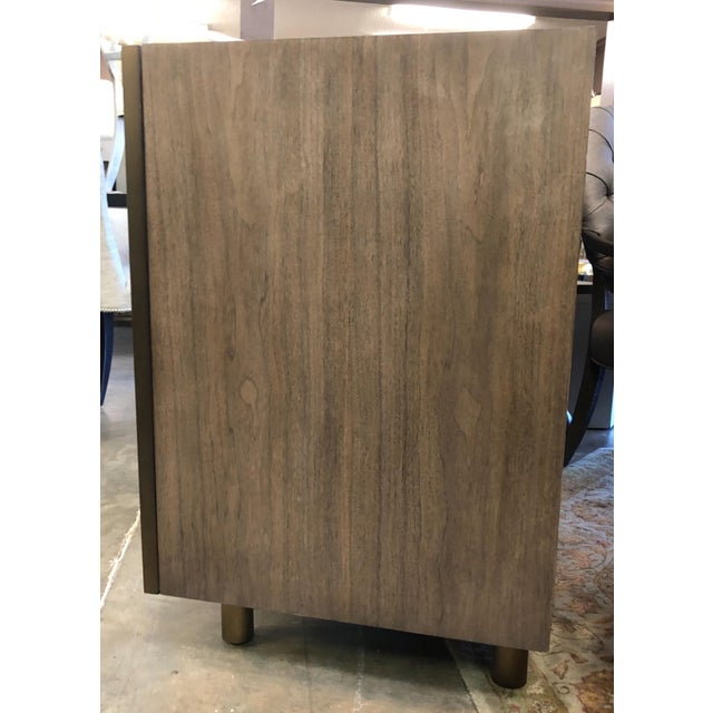 Contemporary Contemporary Profile Modern Sideboard For Sale - Image 3 of 4