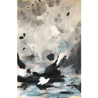 """Unbound"" Abstract Painting by Chelsea Fly"