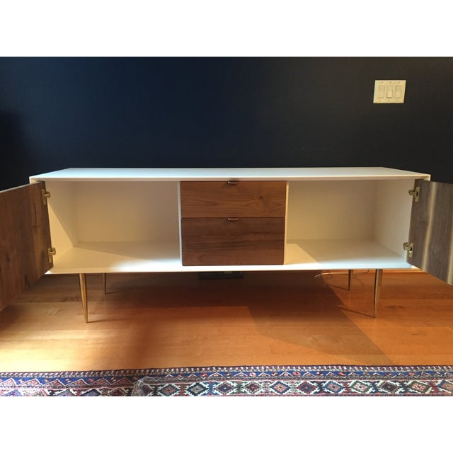 Mid-Century Modern Credenza - Image 3 of 6