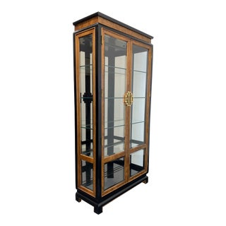 Century Furniture Chin Hua by Raymond K Sobota China / Curio Cabinet For Sale