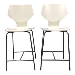 Room & Board Pike Counter Stools - a Pair