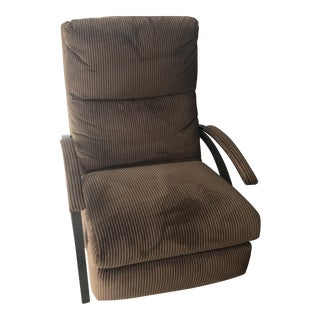Vintage Brown Recliner Chair