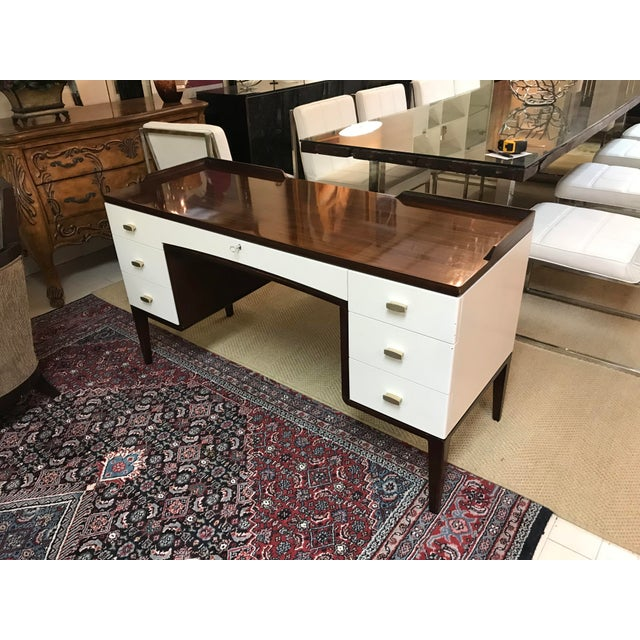 2010s Bill Sofield Baker Crawford Vanity For Sale - Image 5 of 11