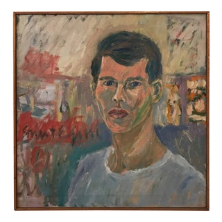 Portrait of a Young Man For Sale
