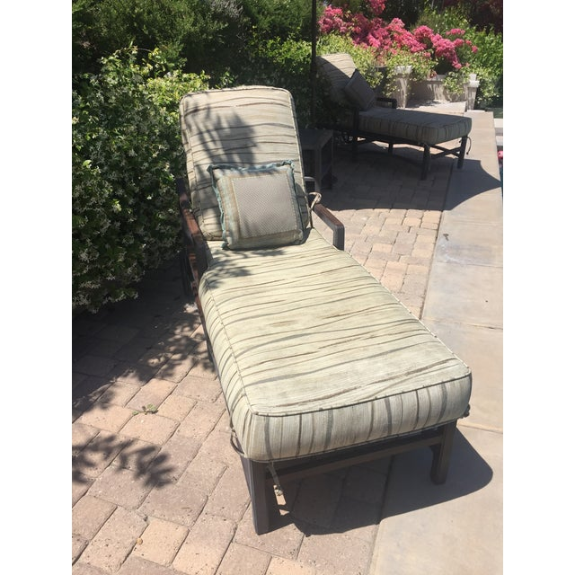 Outdoor Tommy Bahama Single Chaise - Image 2 of 8