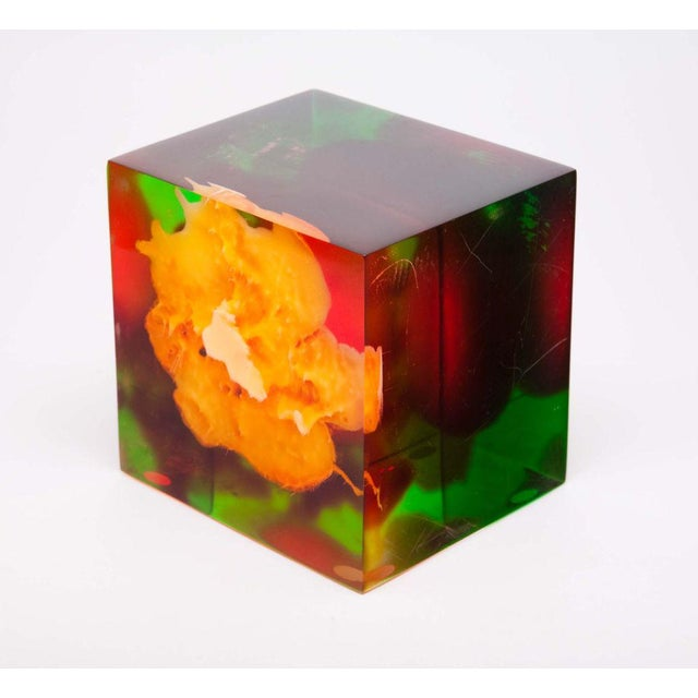 Acrylic Rainbow Sculpture by Dennis Byng - Image 2 of 4