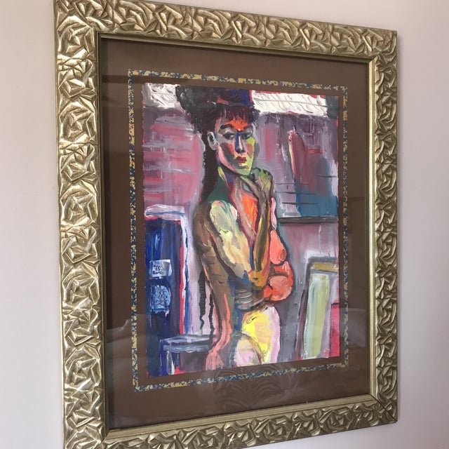 Framed, can be sold as single or set of three Artist: ERDAHL Signed