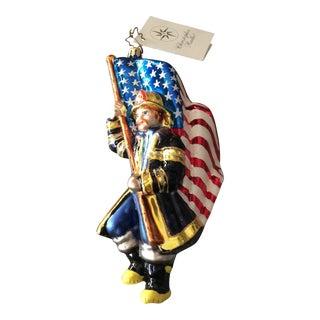 "Christopher Radko ""America's Bravest"" Ornament For Sale"