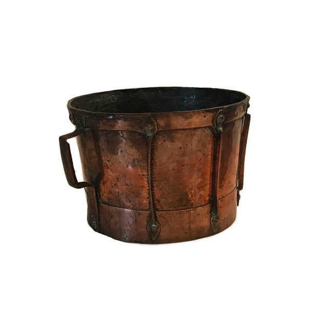 French 18th Century French Louis XV Log Holder or Fireside Basket For Sale - Image 3 of 11