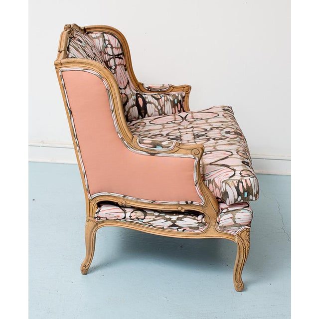 French Provincial Style Arabella Chairs - Pair - Image 7 of 7