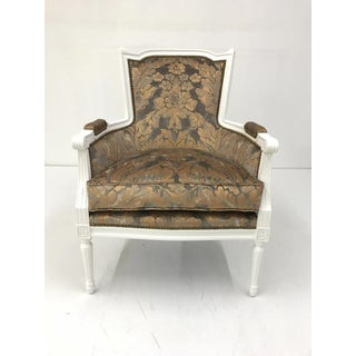Century Furniture Italian Bergere Chair Preview