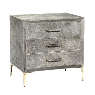 Interlude Home Jaxon Bedside Chest For Sale