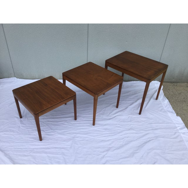 1960's Modern Drexel Declaration Nesting Tables - Image 2 of 9
