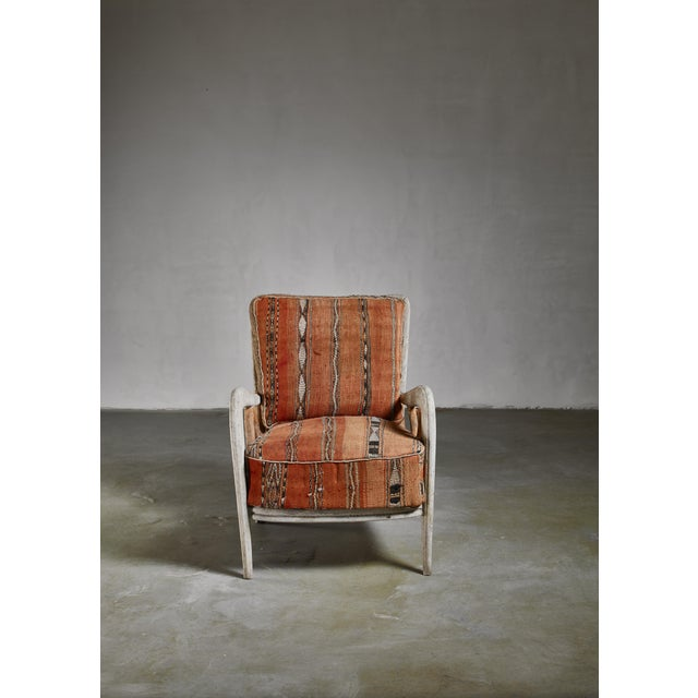 1940s Guglielmo Ulrich Chair, Italy, 1940s For Sale - Image 5 of 7