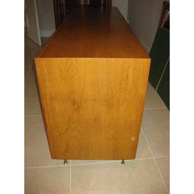 1950 Mid-Century T.H. Robsjohn-Gibbings Double Dresser - Image 4 of 10
