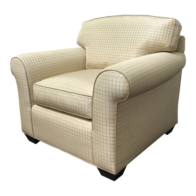 RJones Oxford Lounge Chair For Sale