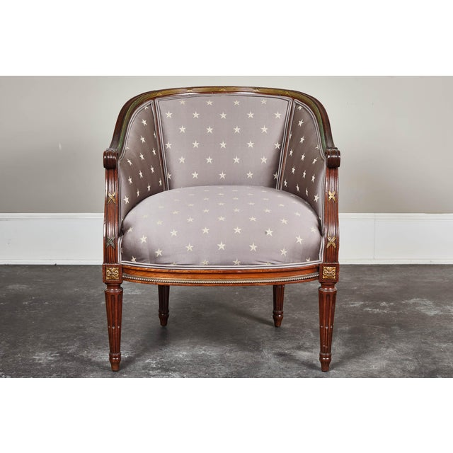 French Duchesse en Brisee Circa 1790 For Sale - Image 4 of 12