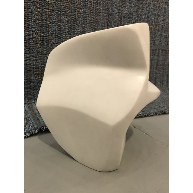 2010s Hand Carved Marble Sculpture by Xavier Jansana For Sale - Image 5 of 7