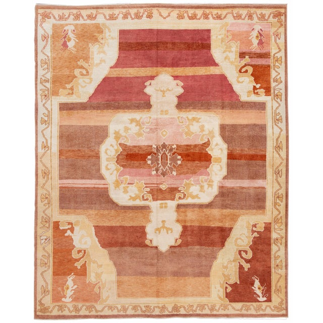 21st Century Contemporary Kars Wool Rug For Sale - Image 13 of 13