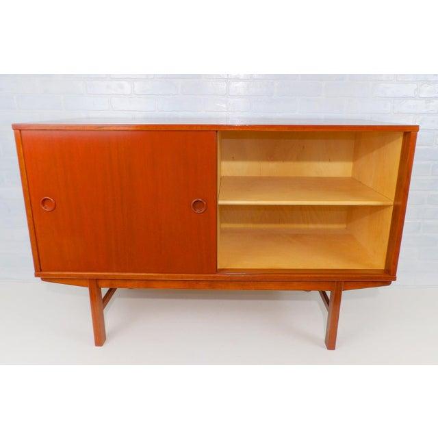 Mid-Century Modern Folke Ohlsson for Dux Sweden Mid Century Modern Sideboard For Sale - Image 3 of 13