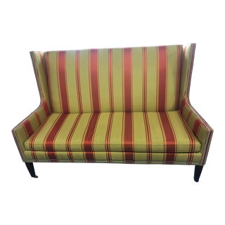 Early 21st Century Lee Industries Banquette For Sale