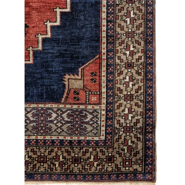 Anatolian rugs are hand knotted in Central Anatolia or the Asia Minor region of Turkey. The patterns are from the Ottoman...