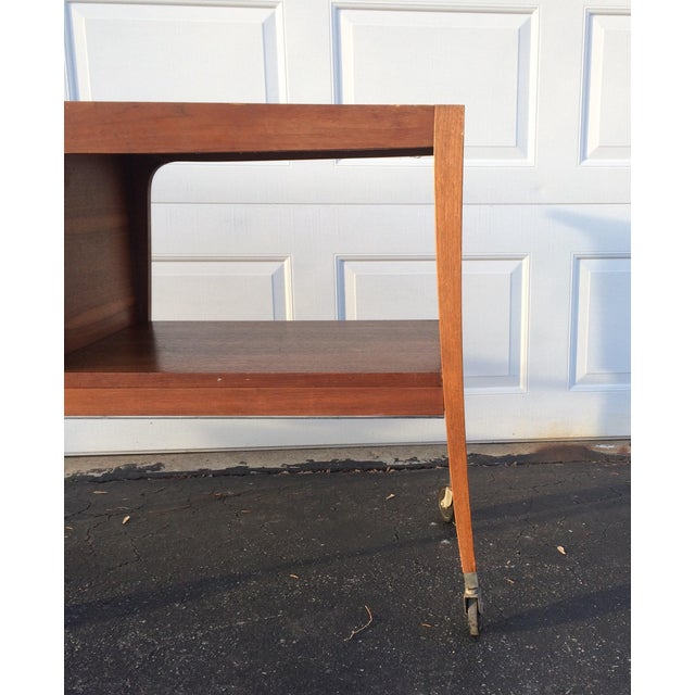 Mid-Century Modern Bar Cart - Image 6 of 9