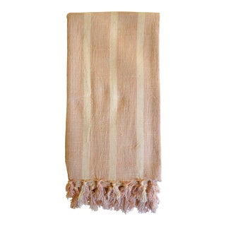 Turkish Hand Made Towel With Natural/Organic Cotton and Fast Drying,35x72 Inches For Sale