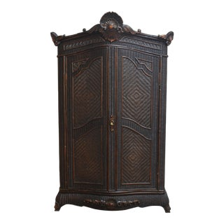 Ralph Lauren Armoire Wardrobe For Sale