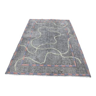 Turkish Overdyed Rug For Sale