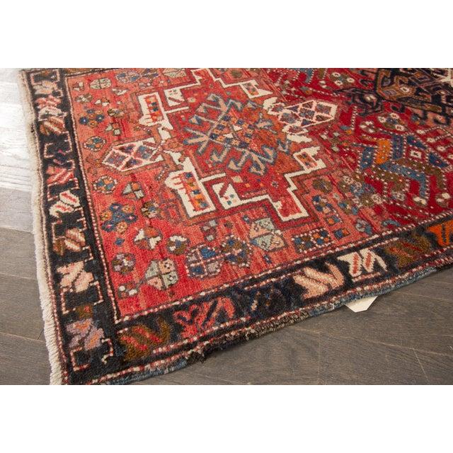 """Apadana - Vintage Persian Heriz Rug, 2'8"""" x 6'3"""" - Image 4 of 5"""