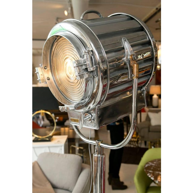 Pair of Mid-1940s, Mole-Richardson Motion Picture Lamps - Image 2 of 9