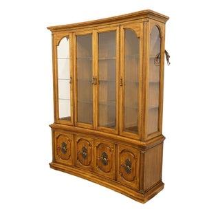 20th Century Italian Unique Furniture Winston-Salem Display China Cabinet Preview