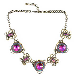 Schiaparelli Necklace For Sale
