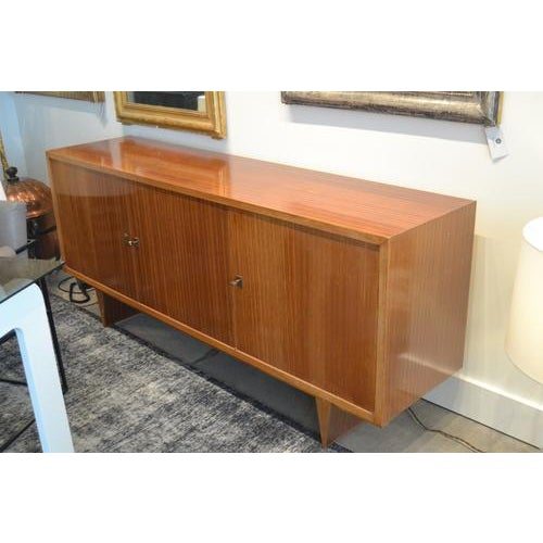 Mid-Century Mahogany Sideboard From France, C.1960 For Sale - Image 13 of 13